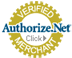 Verified Authorize.Net Merchant Seal