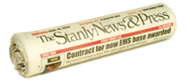 The Stanley News and Press