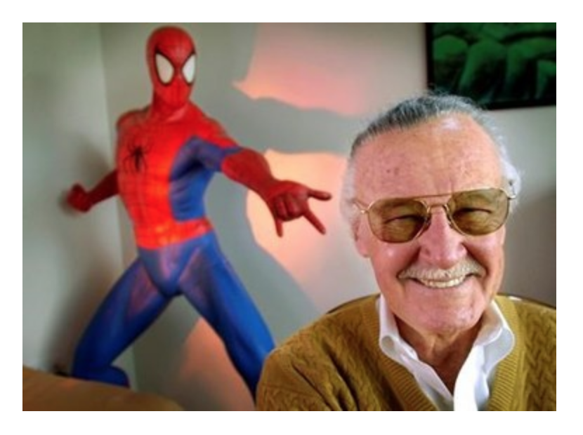 Click here to read Stan Lee's full obituary story on Beyond the Dash.
