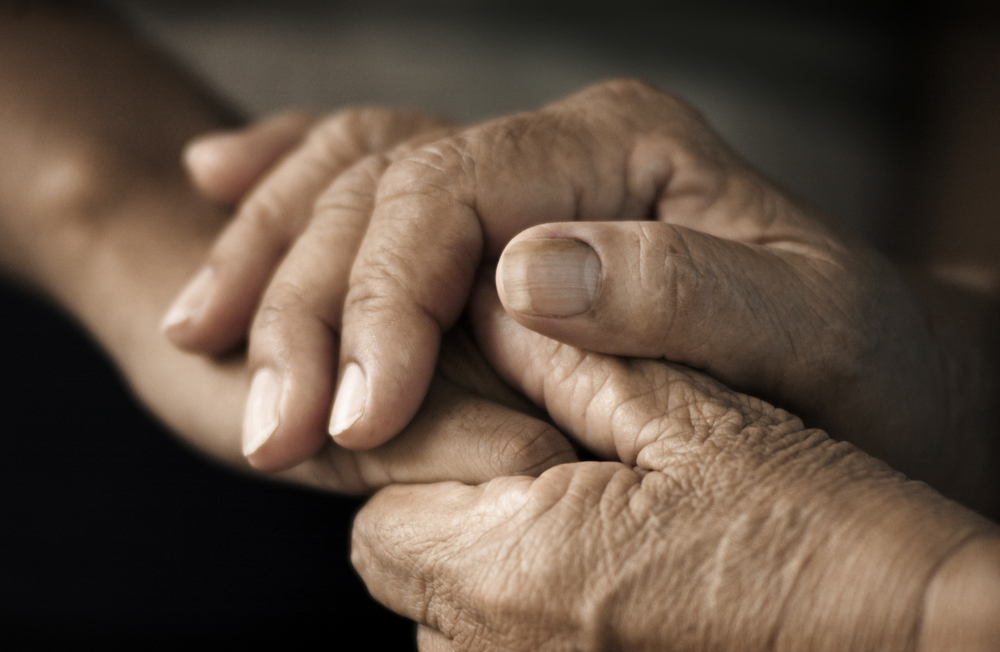 Communicate honestly with your elderly parent about your role in handling their care. (Shutterstock)