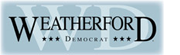 Weatherford Democrat Obituaries