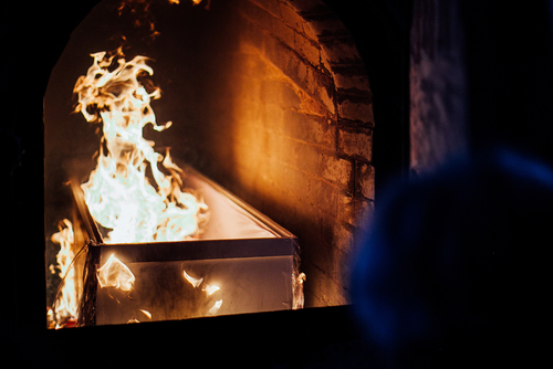 Cremation is a simple and accessible way to handle the remains of someone who has passed away. (Shutterstock)