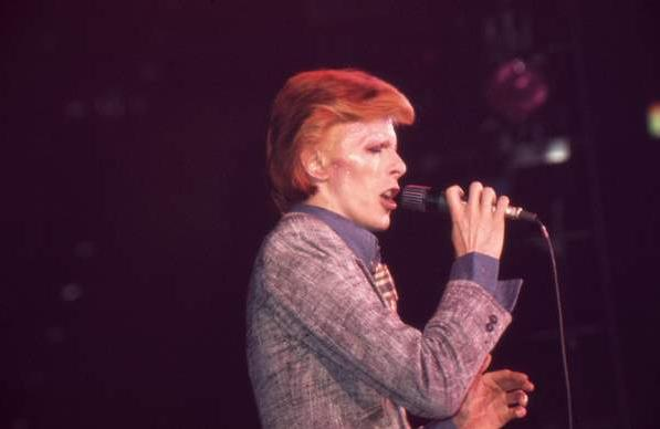 The Young Americans tour at the Washington DC Capital Centre on 11 November 1974.