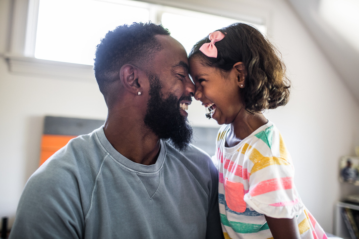 Don't forget about the other awesome dads in your life. Celebrating the living can help you get through loss; but remember to do this on your own timeline. (Getty Images)
