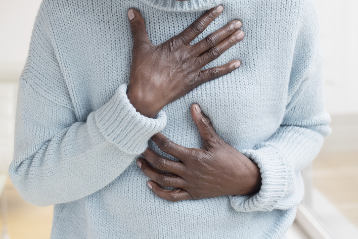 Cardiovascular problems are a long-term side effect of persistent grief. Takotsubo cardiomyopathy, also known as broken-heart syndrome, can happen in the immediate aftermath of a death. (Getty Images)