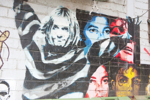 MELBOURNE, AUSTRALIA - AUGUST 29TH, 2014: Street art by unidentified artist. Melbourne local councils recognise the importance of street art in creating a vibrant city. (Shutterstock)