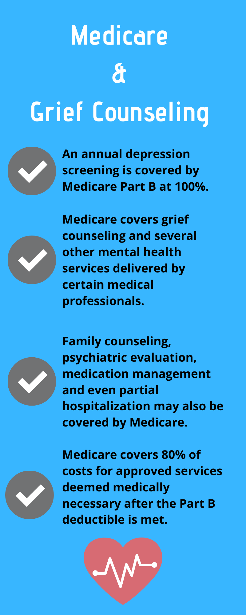Does Medicare Cover Grief Counseling? | Beyond the Dash