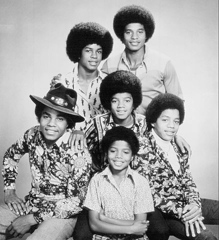 Photo of the Jackson 5 from 1974. (The Jackson 5/Wikimedia Commons)