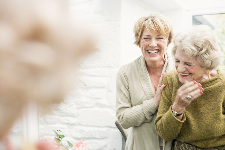 A template can help you gather your thoughts, but don't be afraid to make this story more personal. The greater the detail, the more her story will stand out. (Getty Images)
