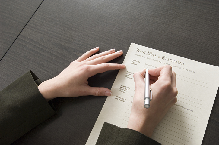 Creating a legal will does not need to be expensive. Home will kits can help those with straightforward wishes ensure their estates are handled as instructed. (Getty Images)