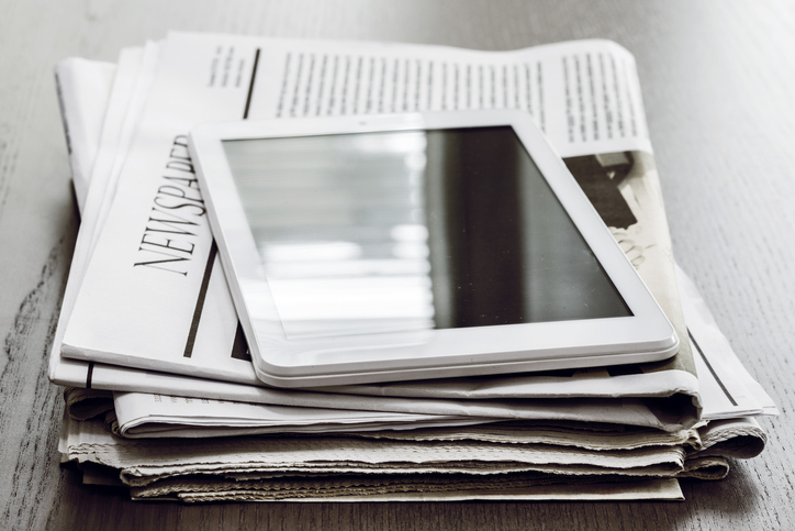 Digital obituaries solve many of the problems families have with obituaries. (Getty Images)
