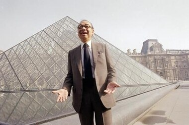 Read I.M. Pei's full obituary story on Beyond the Dash.