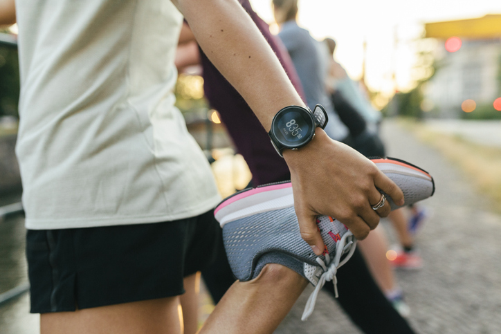 Getting regular exercise is a lifelong pursuit. Try to get at least 30 minutes of activity a day to reap the benefits of a balanced lifestyle. (Getty Images)