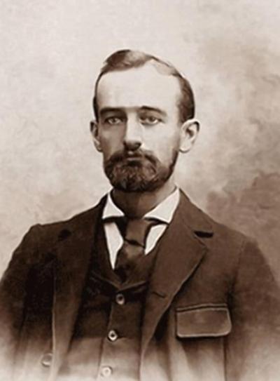 Photo of Frederick (Friedrich) Trump. (Unknown Author/Wikimedia Commons)