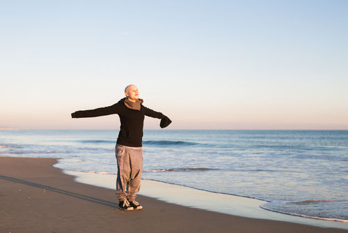 Find out if your loved one has a bucket list, and help them accomplish the things that are possible. Make their comfort your priority—you'll have your own time to grieve privately. (Shutterstock)