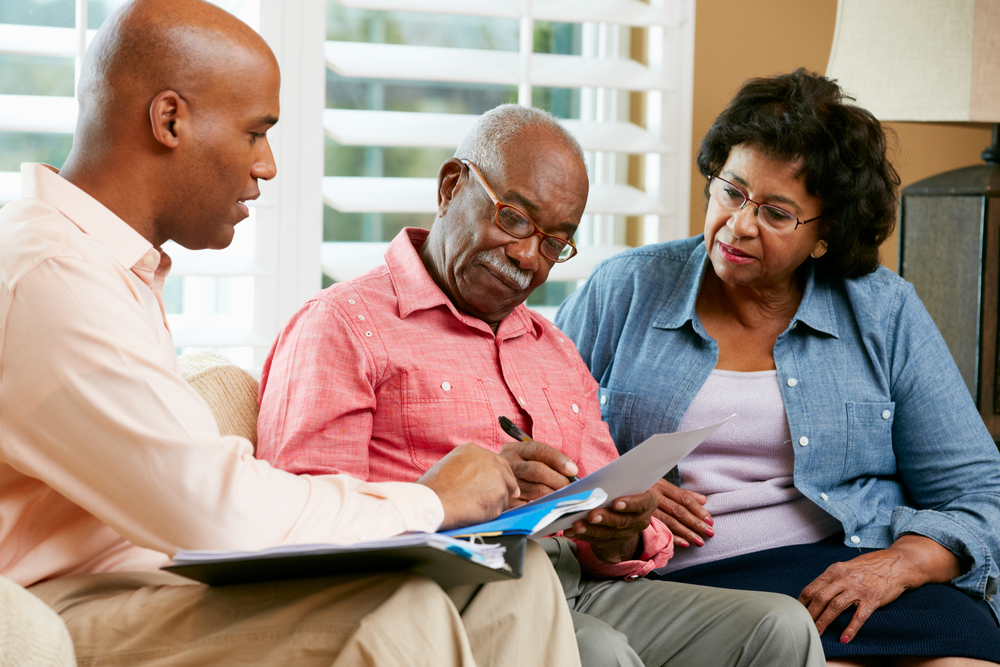 Provide for your loved ones by establishing a living trust. (Shutterstock)